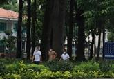 Vers un retour à la vie normale à Hô Chi Minh-Ville