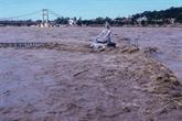 Au moins 41 morts dans des inondations et glissements de terrain