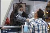 Israël détecte un premier cas du sous-variant