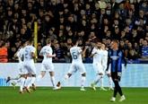Ligue des champions : City se promène à Bruges