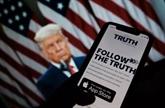 Donald Trump annonce le lancement de son réseau social