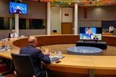 Un sommet européen assombri par le conflit ouvert avec la Pologne