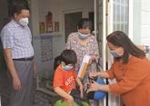 Le Fonds de protection des enfants au chevet des petits touchés par le COVID-19