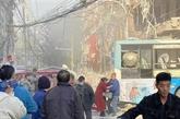 Chine : un mort et 33 blessés après une explosion à Shenyang