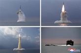 Le Conseil de sécurité se réunit sur un tir de missile balistique par Pyongyang