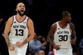 NBA : Fournier fait déjà vibrer New York, Denver se venge de Phoenix