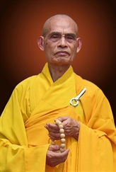 Décès du patriarche suprême de la Sangha bouddhiste du Vietnam