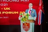 Forum économique et commercial Vietnam - Royaume-Uni à Hanoï