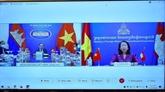 Consultation politique Vietnam - Cambodge
