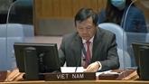 CDS de l'ONU : le Vietnam défend le rôle des femmes dans le maintien et la consolidation de la paix