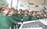 L'équipe du génie N°1 se prépare à sa mission de maintien de la paix de l'ONU