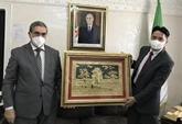 Le Vietnam et l'Algérie promeuvent leur coopération économique et commerciale
