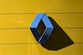 Renault prévoit une perte de production de 500.000 véhicules en 2021