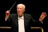 Décès du chef d'orchestre néerlandais Bernard Haitink