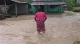 Près de 200 morts en Inde et au Népal dans des inondations et glissements de terrain