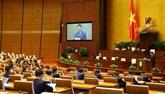 L'Assemblée nationale convient de créer des politiques spécifiques pour quatre localités