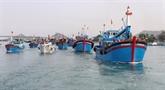 Pêche INN : achèvement de l'institution de gestion de la pêche