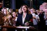 À Lille, le Parti socialiste rassemblé pour investir Hidalgo et relancer sa campagne