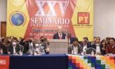 Des partis politiques au Mexique apprécient le message du chef du PCV