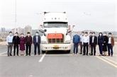 Chine : le Guangxi accorde des dons à des localités vietnamiennes