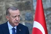 Le président turc Erdogan ordonne l'expulsion dix ambassadeurs