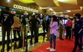 Les cinémas rouvrent leurs portes à Bombay, capitale indienne du cinéma