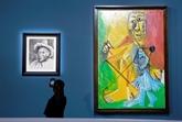 Onze œuvres de Picasso vendues à Las Vegas pour plus de 108 millions d'USD
