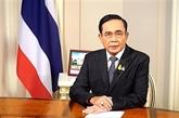 Le Premier ministre thaïlandais participera aux 38e et 39e sommets de l'ASEAN