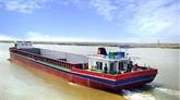 Les frais pour le transport fluvial réduits de plus de 10 fois