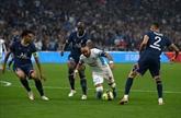 L1 : Paris résiste à Marseille, Nice renverse Lyon, Lens et Monaco se reprennent