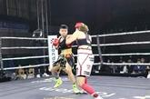La boxeuse Nguyên Thi Thu Nhi remporte la première ceinture mondiale pour le Vietnam