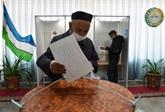 Ouzbékistan : l'élection présidentielle se termine avec une forte participation