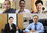 Cinq Vietnamiens parmi les 10.000 meilleurs scientifiques du monde