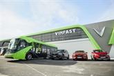 Mise en service des bus électriques VinBus à Phu Quôc
