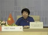 Les parlementaires vietnamiens et francophones promeuvent les droits humains