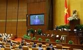 Les législateurs examinent deux projets de loi le 26 octobre