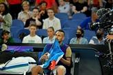 Coupe Davis : l'Australie sans Kyrgios