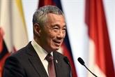 Le Premier ministre singapourien exhorte les pays à accélérer la ratification du RCEP