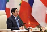 Le Premier ministre Pham Minh Chinh assiste au 39e Sommet de l'ASEAN