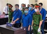 Cân Tho : cinq personnes poursuivies pour propagande contre l'État