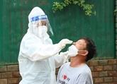 COVID-19 : le nombre de nouvelles contaminations en baisse légère en 24 heures
