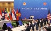 Renforcer les relations ASEAN - États-Unis
