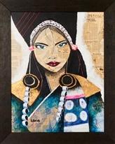 Wanderlust, une exposition de peintures d'une artiste israélienne amoureuse du Vietnam