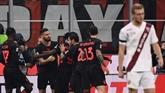 Italie : Giroud décisif contre le Torino, Milan prend la tête de la Serie A