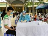 Première campagne de vaccination pour les enfants