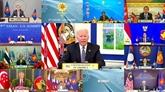 Le président américain affirme l'importance des relations ASEAN - États-Unis