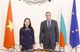 Renforcer la coopération entre le Vietnam et la Bulgarie