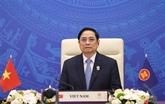 Le Premier ministre assiste à un Sommet entre l'ASEAN et l'Australie