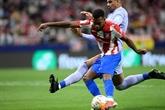 Espagne : Lemar et l'Atlético Madrid enfoncent le Barça