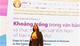 Càng Nguyên Ai Long, la connaissance rassure et donne des ailes